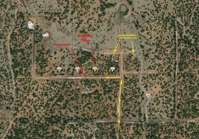 5064 Twilight Ln, Clay Springs, 85923, AZ - Photo 1 of 3