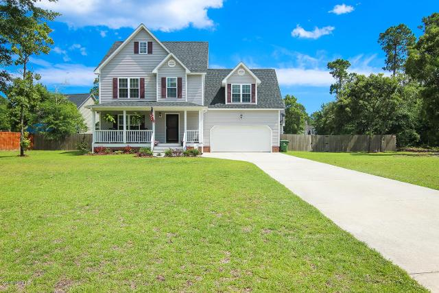 212 Shellbank, Sneads Ferry, 28460, NC - Photo 1 of 41