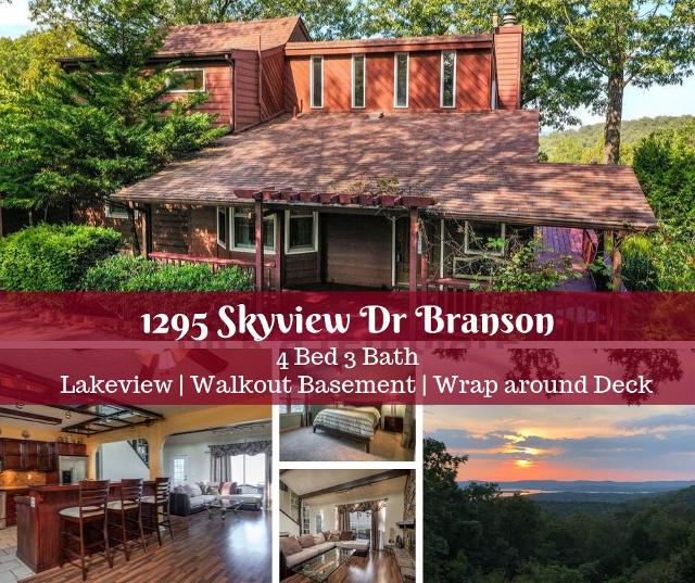 1295 Skyview, Branson, 65616, MO - Photo 1 of 30