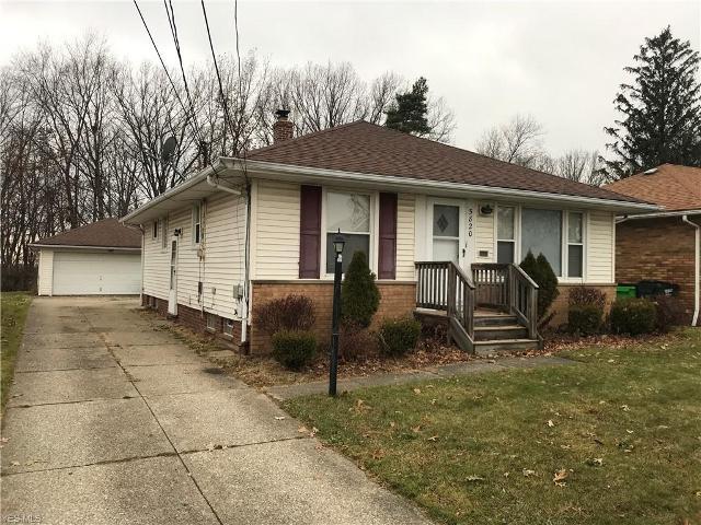 5820 Linda Ln, Garfield Heights, 44125, OH - Photo 1 of 15
