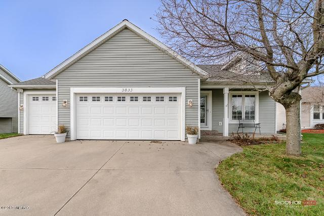 3833 Pine Meadow Dr, Holland, 49424, MI - Photo 1 of 28