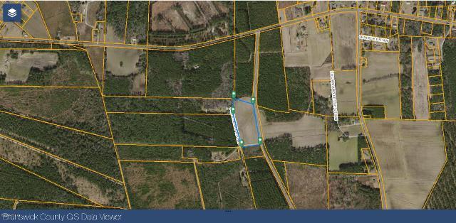 5.54 Ac Nc 1306 Gwynn Rd, Longwood, 28452, NC - Photo 1 of 4