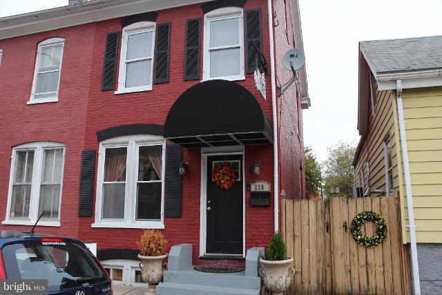 218 E Franklin St, Hagerstown, 21740, MD - Photo 1 of 14