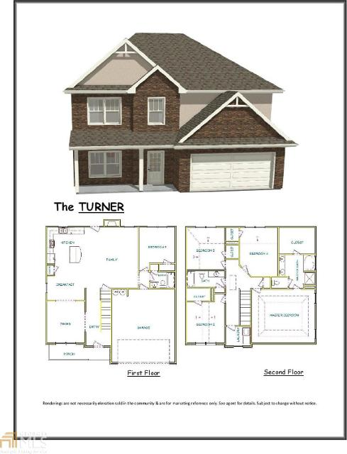 111 Bywater Ct Lot 69 Ct Unit 69, Jackson, 30233, GA - Photo 1 of 33