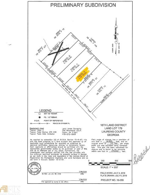 0 Mark Woods UnitTract, Dexter, 31019, GA - Photo 1 of 1