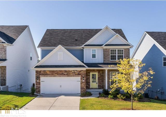 414 Timberleaf, Holly Springs, 30115, GA - Photo 1 of 32