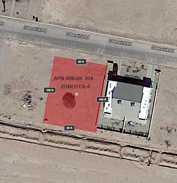 13990 S Berwick Rd, Arizona City, 85123, AZ - Photo 1 of 2