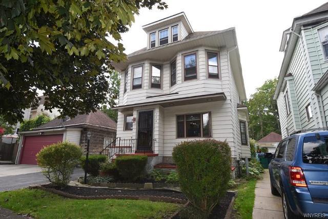 124 Oakwood, Buffalo, 14214, NY - Photo 1 of 32