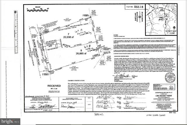 15615 Quince Orchard Rd Lot 8, North Potomac, 20878, MD - Photo 1 of 1