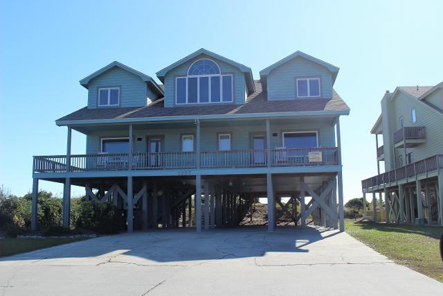 1237 Ocean Blvd W, Holden Beach, 28462, NC - Photo 1 of 56