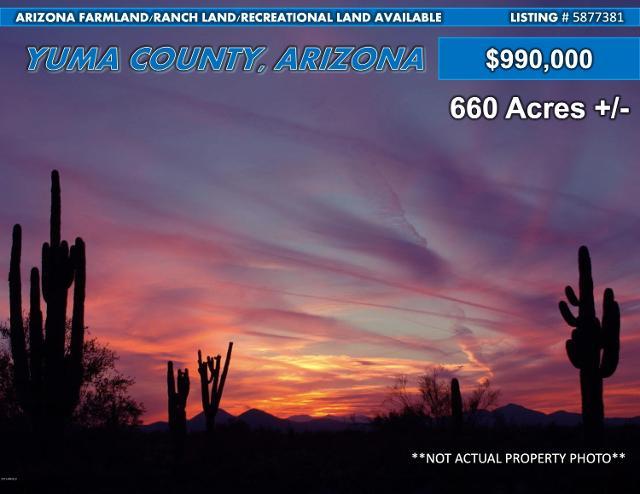 xxxx Dateland Ranch Road --, Dateland, 85333, AZ - Photo 1 of 3