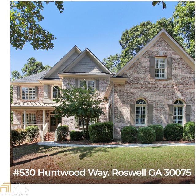5030 Huntwood, Roswell, 30075, GA - Photo 1 of 15