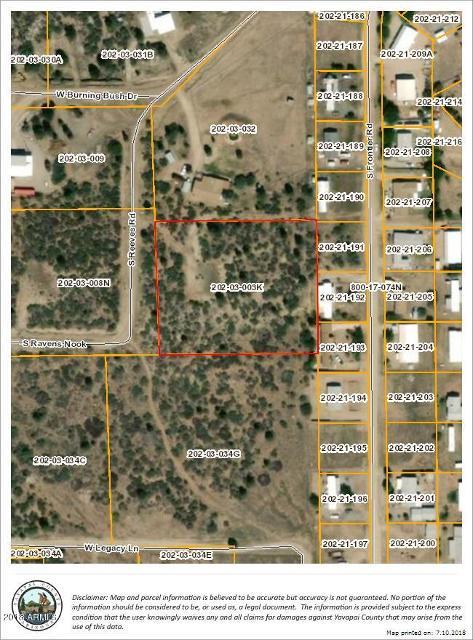 18356 S Reeves Rd, Kirkland, 86332, AZ - Photo 1 of 5