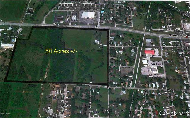 50 Acres 171 And Zigler, Webb City, 64870, MO - Photo 1 of 2