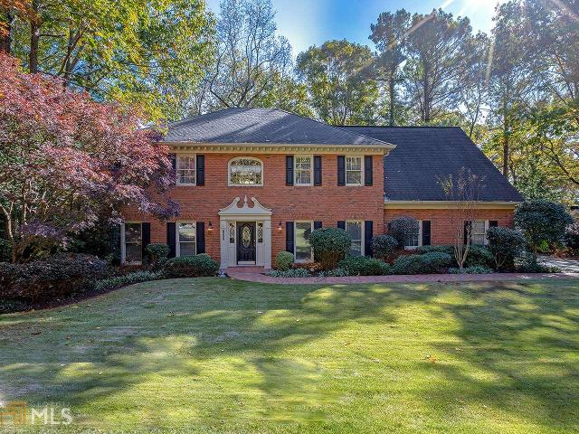 9560 Marsh Cove Ct, Sandy Springs, 30350, GA - Photo 1 of 74