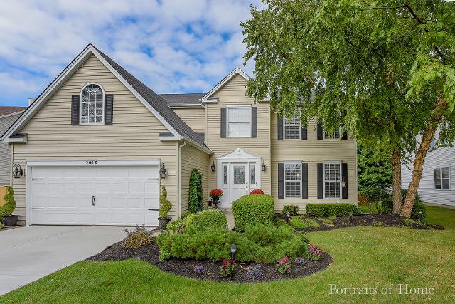 2013 Kensington Estates Ct, Plainfield, 60586, IL - Photo 1 of 25