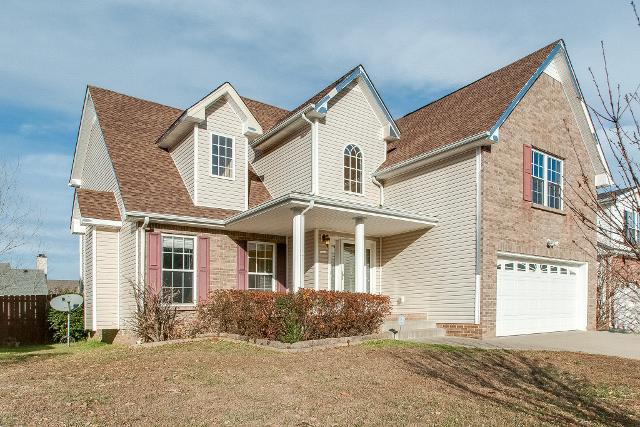 1413 Bruceton Dr, Clarksville, 37042, TN - Photo 1 of 24