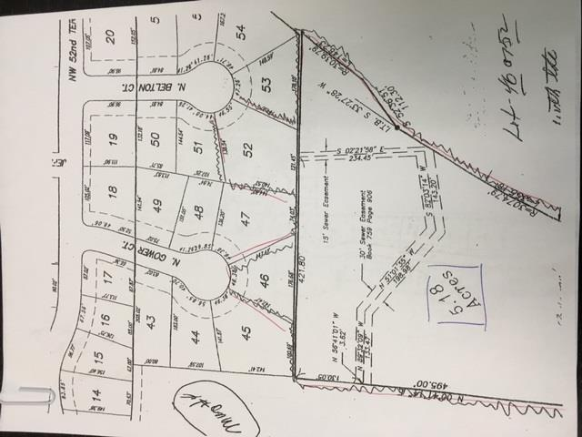 Lot 46 N Gower Ct. N/a, Riverside, 64150, MO - Photo 1 of 5