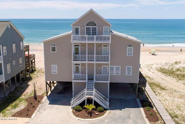 406 New River Inlet, North Topsail Beach, 28460, NC - Photo 1 of 41