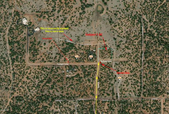 50XX Twilight Ln, Clay Springs, 85923, AZ - Photo 1 of 10