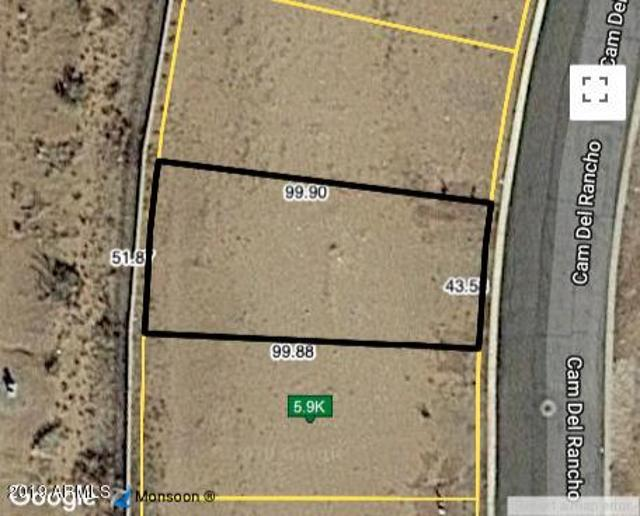 LOT 9 E Camino Del Rancho, Douglas, 85607, AZ - Photo 1 of 1