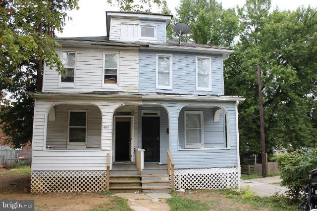 4215 Old Frederick, Baltimore, 21229, MD - Photo 1 of 9