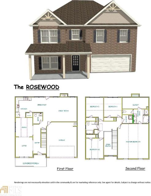 208 Clear Springs Ct Lot 21 Unit 21, Jackson, 30233, GA - Photo 1 of 2