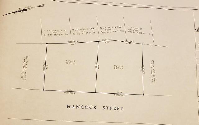 Parcel B Hancock St, Springfield, 01105, MA - Photo 1 of 2