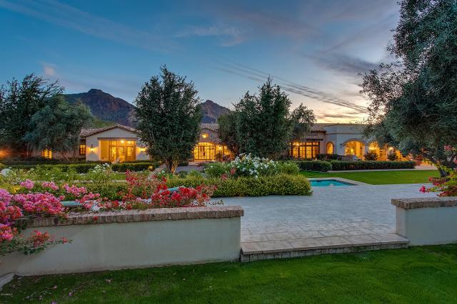 6512 N Desert Fairways Dr, Paradise Valley, 85253, AZ - Photo 1 of 63