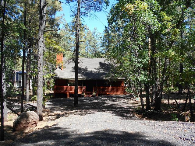 1827 E Woodchuck Ln, Pinetop, 85935, AZ - Photo 1 of 25