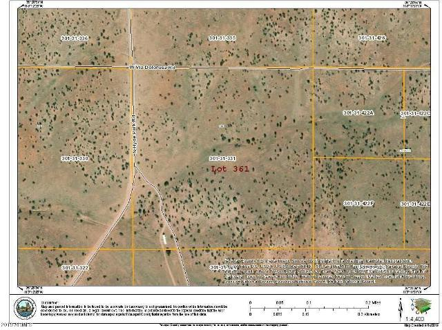 Lot 361 Hyde Park Rd, Seligman, 86337, AZ - Photo 1 of 2