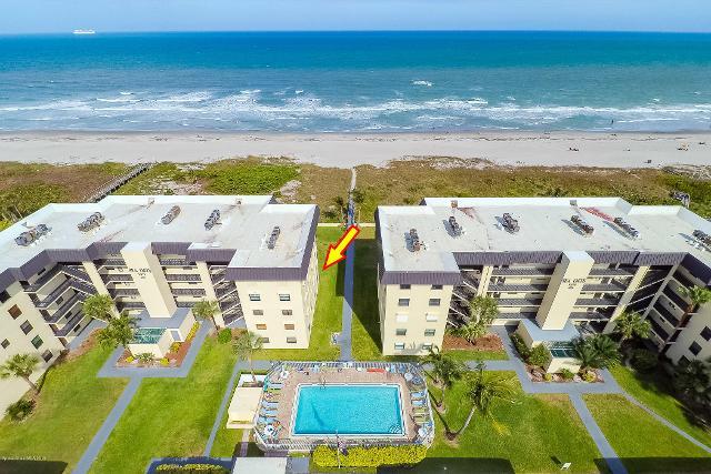 4570 Ocean Beach Blvd Unit 106, Cocoa Beach, 32931, FL - Photo 1 of 39
