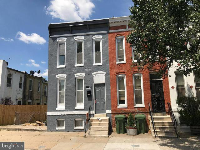 1708 Mount, Baltimore, 21217, MD - Photo 1 of 8