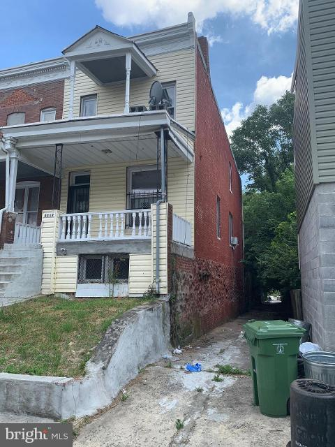 3217 Baker, Baltimore, 21216, MD - Photo 1 of 1