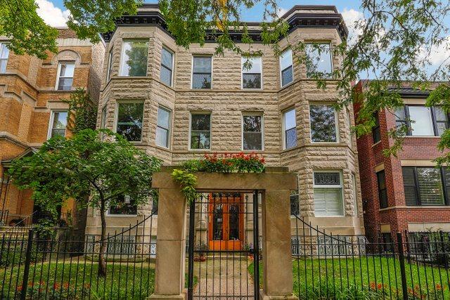 1431 Cuyler Unit3W, Chicago, 60613, IL - Photo 1 of 21