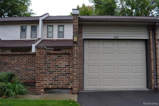 333 Willow Grove, Rochester Hills, 48307, MI - Photo 1 of 23