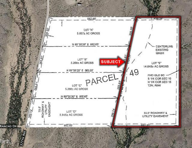 37500 W Rancho Dr, Tonopah, 85354, AZ - Photo 1 of 5