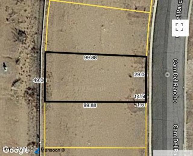 LOT 8 E Camino Del Rancho, Douglas, 85067, AZ - Photo 1 of 1