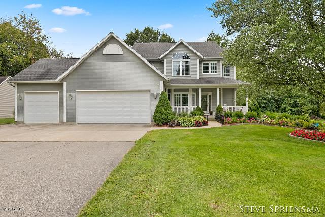 6568 Bent Tree, Allendale, 49401, MI - Photo 1 of 30