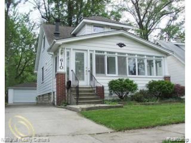 610 Marlin Ave, Royal Oak, 48067, MI - Photo 1 of 19