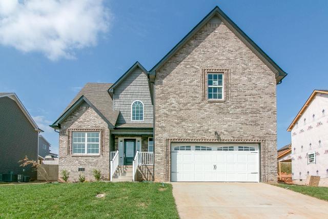 831 Crestone Ln Lot 81, Clarksville, 37042, TN - Photo 1 of 28