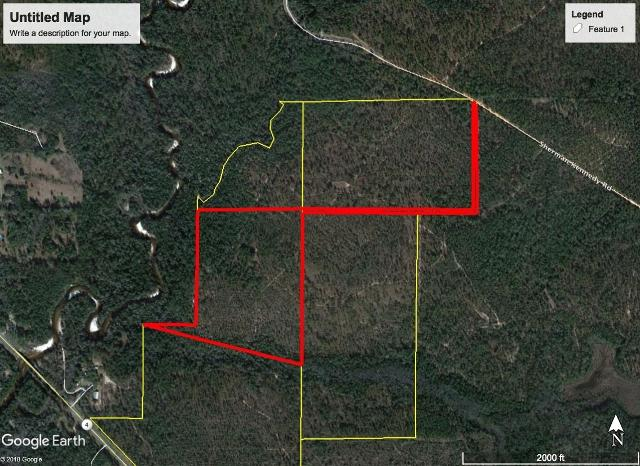 45.7AC-H Sherman Kennedy Rd, Baker, 32531, FL - Photo 1 of 1