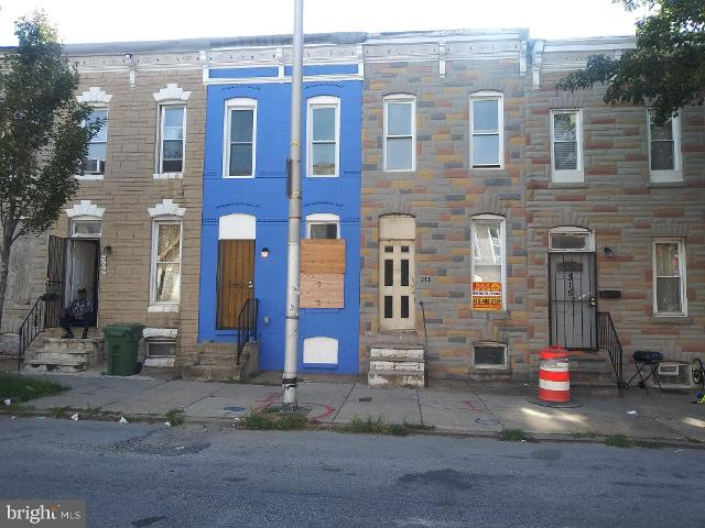313 Monroe, Baltimore, 21223, MD - Photo 1 of 3