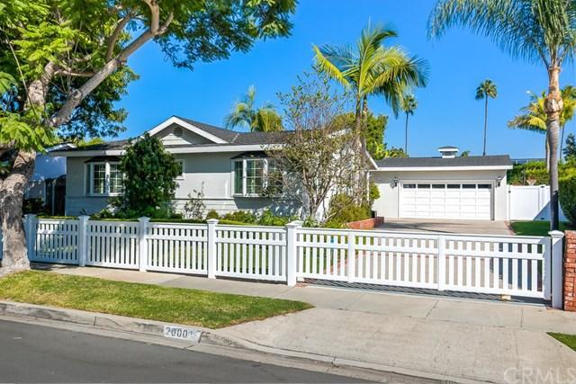 2000 Highland Dr, Newport Beach, 92660, CA - Photo 1 of 22