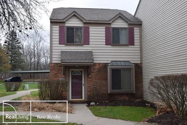 1567 Streamwood Ct Unit 55, Rochester Hills, 48309, MI - Photo 1 of 28